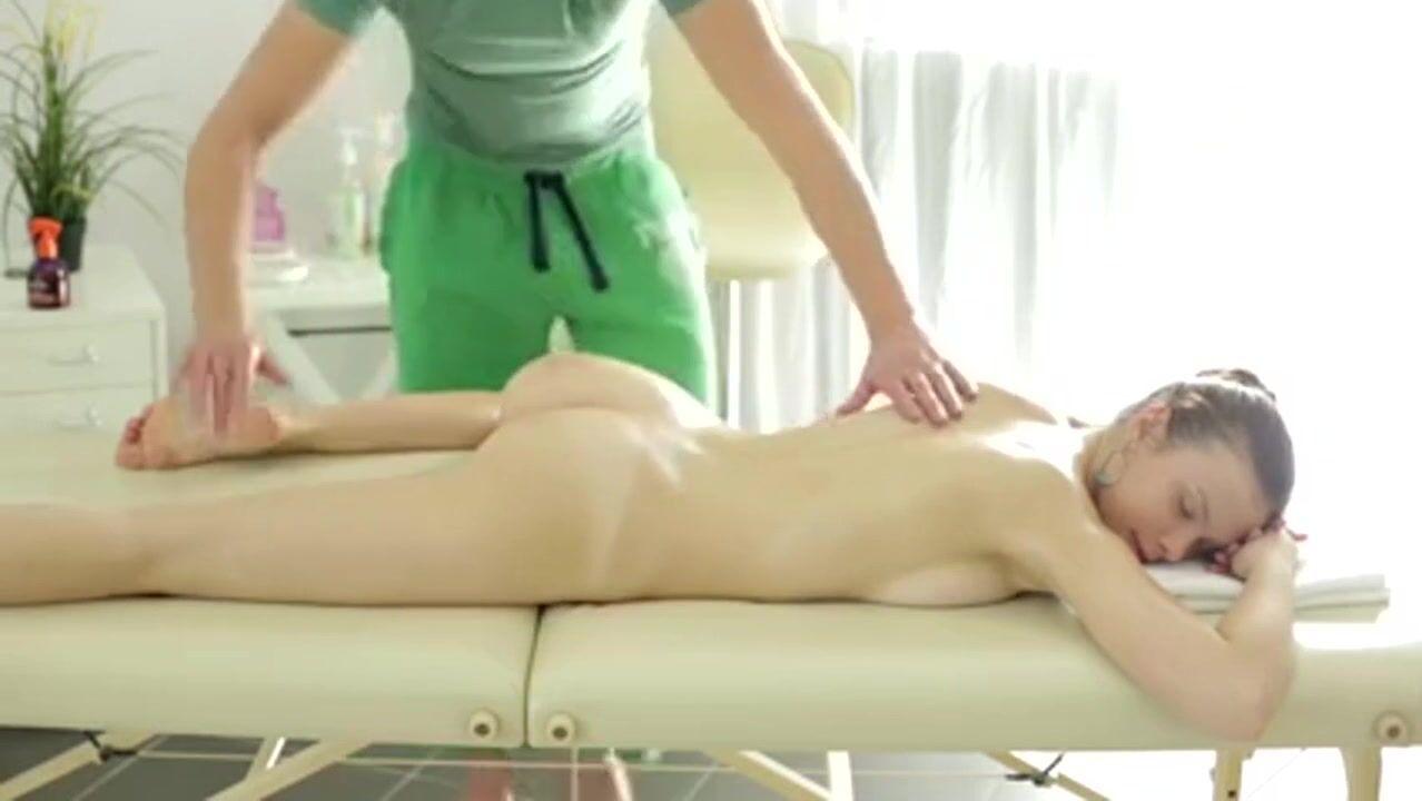 Массаж Принялся Сексом Порно