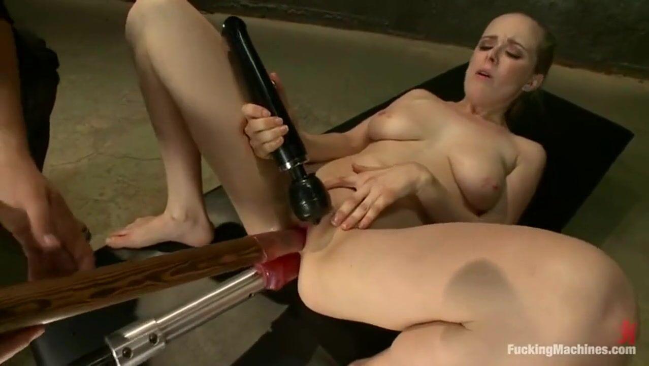Секс Машина В Анале