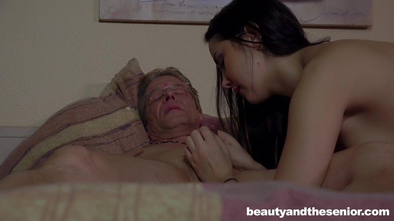 Дала Старику Порно Видео
